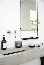 Bathroom Mirror With Shelf by 12 Best Ikea U0027s Stockholm Mirror Images On Pinterest Ikea