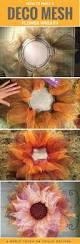 Sunflower Mesh Wreath Video Tom Michael Demonstrates How To Make A Sunflower Mesh