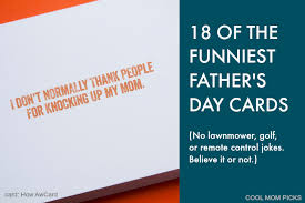 fathers day cards 18 seriously s day cards cool picks