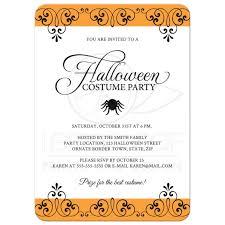 halloween party message invitations u2013 fun for halloween