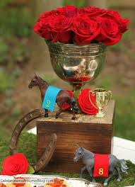Kentucky Derby Flowers - kentucky derby party ideas kentucky derby party ideas derby