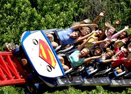 Six Flags Summer Thrill Pass Superman The Ride Six Flags New England