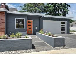 Mid Century Houses by Cool Mid Century Ranches Portland Mid Century Homes Beth