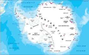 map of antarctic stations antarctica map as digital file purchase our eps