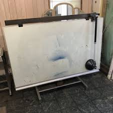 Hamilton Vr20 Drafting Table Gradco Sp 1825 Light Table General In Tampa Fl Offerup