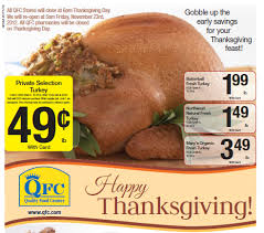 best turkey deals local store price comparison qfc fred meyer
