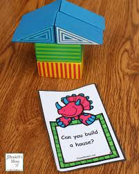 engineering for kids printable building project cards