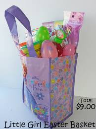 Dollar Tree Decorations For Easter by No Candy Easter Basket Ideas Under 10 Coupons 4 Utah