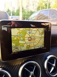 Becker Map Pilot Becker Map Pilot U2014 бортжурнал Mercedes Benz A Class а200
