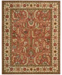 Terracotta Rugs Nourison Area Rug Created For Macy U0027s Persian Legacy Pl04