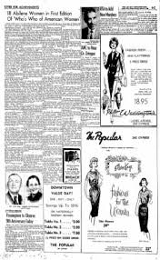 Abilene Reporter News From Abilene Texas On March 10 1955 by Abilene Reporter News From Abilene Texas On January 18 1959