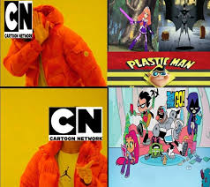Meme Drake - cartoon network and dc nation drake meme by saiyanpikachu on