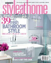 Home Decor Magazines Canada 21 Best Work Covers Images On Pinterest Style At Home Home