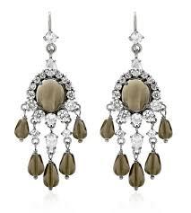 rhinestone chandelier earrings couture rhinestone chandelier earrings