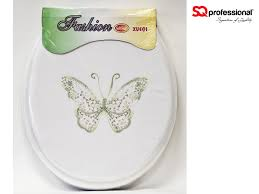 Cushioned Toilet Seats Soft Padded Toilet Seats Butterfly