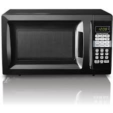 Microwave And Toaster Oven Hamilton Beach 0 7 Cu Ft Microwave Oven Walmart Com