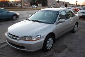 1999 honda accord 4 cylinder vtec 1999 honda accord lx 4d sedan 4 cylinder only 100k 1 owner