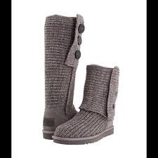 s ugg cardy boots 47 ugg shoes ugg cardy knit sweater boots from