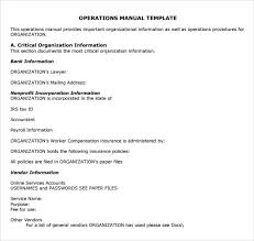 iso9001 2015 quality manual templatesample quality manual template