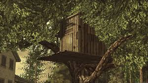 file tree house jpg image clem s treehouse jpg walking dead wiki fandom powered by