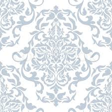 royal blue wrapping paper damask beautiful background with rich style luxury