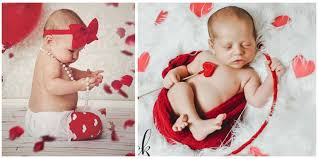 valentines baby 16 s day babies newborn photography for s day