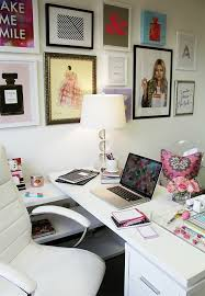 Study Office Design Ideas Happy Chic Workspace Home Office Details Ideas For