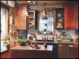 Country Themed Kitchen Ideas 31 Best Country Kitchen Images On Pinterest Primitive Decor