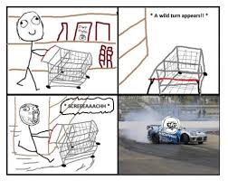 Shopping Cart Meme - the top 50 car memes of all time