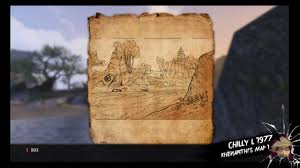 Khenarthi S Roost Treasure Map 1 The Elder Scrolls Online Kenarthis Roost Treasure Map 1 I Youtube