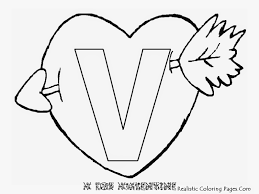 v letter alphabet coloring sheet realistic coloring pages
