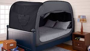 the bed tent hotbox your bed with the privacy pop bed tent kushca