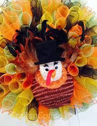 Thanksgiving Wreath Craft 137 Best Thanksgiving Mesh Wreaths Images On Pinterest