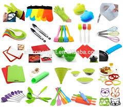 ustensile de cuisine en silicone silicone cuisine outil accessoires de cuisine en silicone