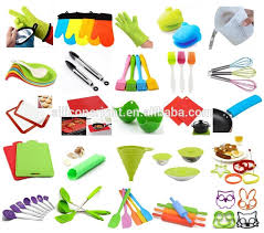 ustensile de cuisine en silicone outil cuisine silicone cuisine outil accessoires de