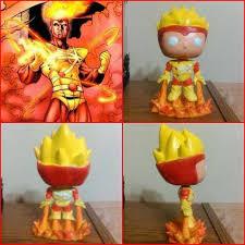 custom funko pop firestorm by dstyles customs for more of my work