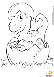 dinosaur egg coloring page eson me