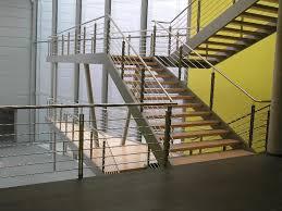 stahl treppe stahlwangentreppen ilshofener treppenbau