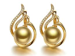 diamond earrings with price swan south sea pearl and diamond earrings 72ct south sea pearl