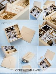 coffret mariage supports d images mariage virginie laurencin photographe