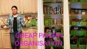 Cabinet Organization Ideas Dollar Tree Pantry Organization Ideas Under 8 Indian Pantry