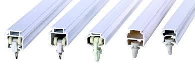 Sliding Curtain Rods Sliding Curtain Track Slide Open Pvc Strip Curtain Doors With