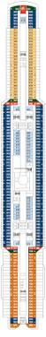 msc seaside deck plans diagrams pictures video