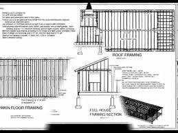 Tiny Cabin Plans by Download One Room Cabin Plans Free Zijiapin