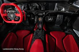 lamborghini sesto elemento interior lamborghini sesto elemento delivered in hong kong the on