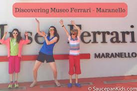 museo ferrari ferrari feast at museo ferrari maranello saucepan kids saucepan kids