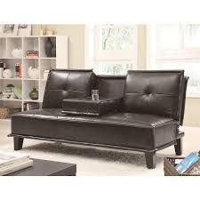 Convertible Sofa Bed Flip Flop Sofa Bed With Console