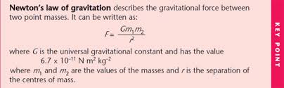 gravitational fields a2 level level revision physics fields 0