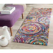 old country braided oval area rug walmart com