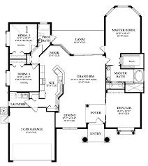 key largo house plan floor plans home building designs elegant